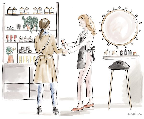 recrutement responsable de boutique luxe